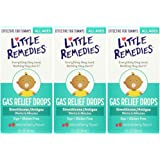 Little Remedies Tummy UJoOV Relief Drops, Natural Berry Flavor, 1 Ounce (3 Pack)