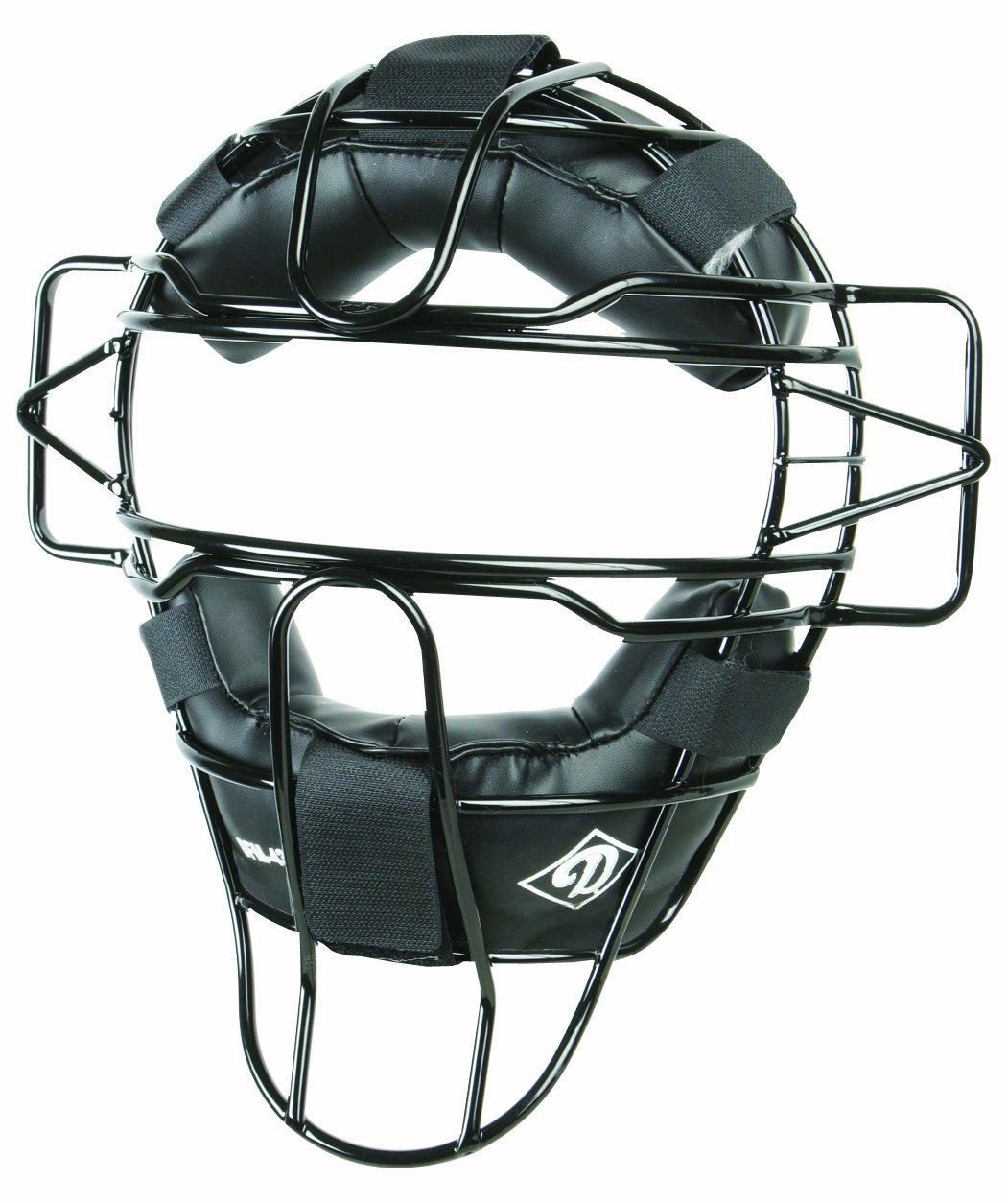 Diamond Sports Catcher's Face Mask (Black) by Diamond Sports DFM-43 B