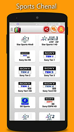 Amazon com: Live Tv: Appstore for Android