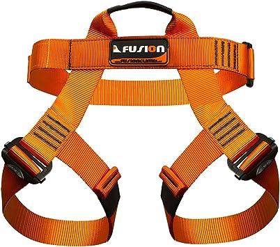 FUSION Arnés Centaur Naranja: Amazon.es: Deportes y aire libre