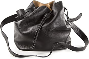 Sportmax Max Mara Womens Gigante Drawstring Closure Bucket Bag