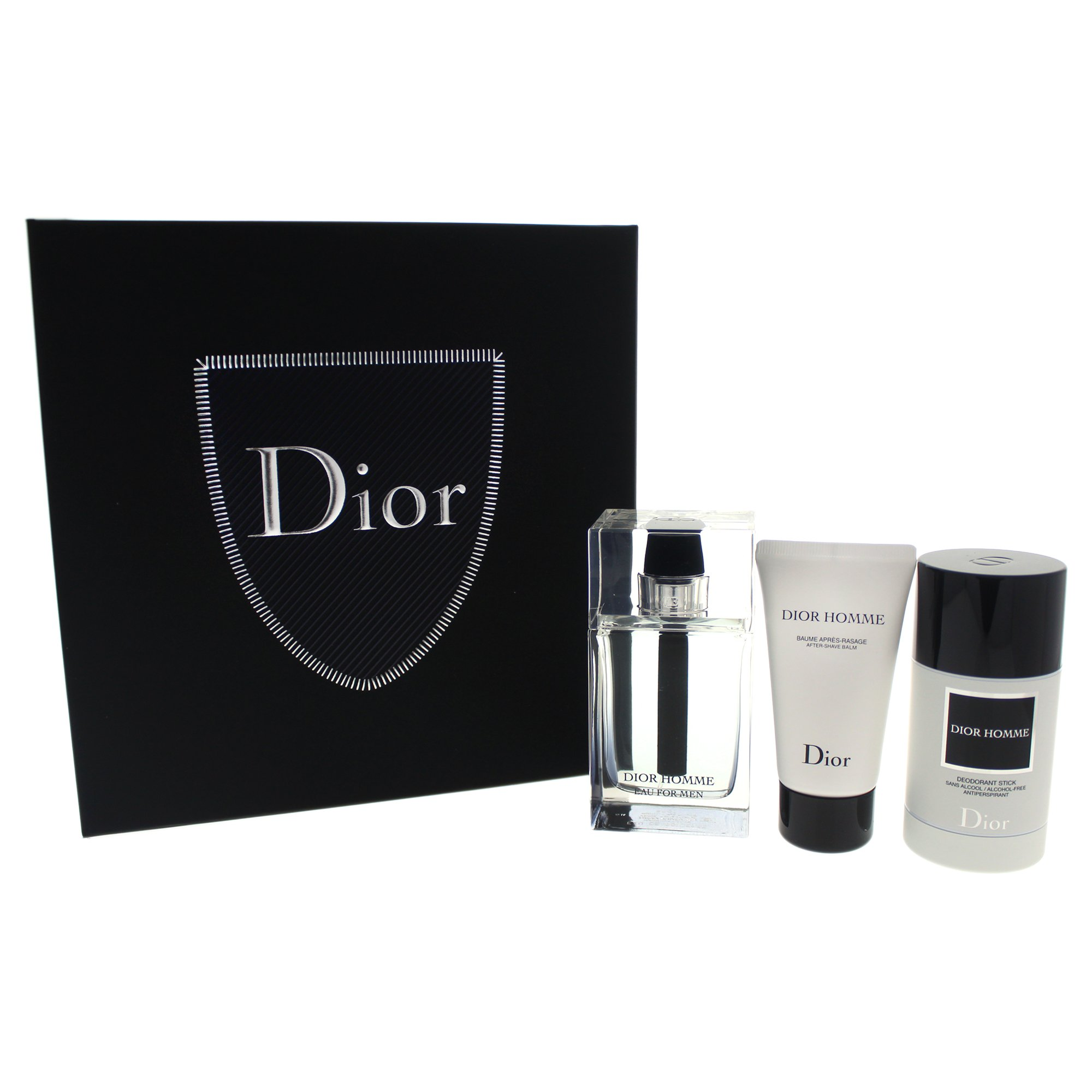 Christian Dior Homme Eau for Men 3 Piece Gift Set