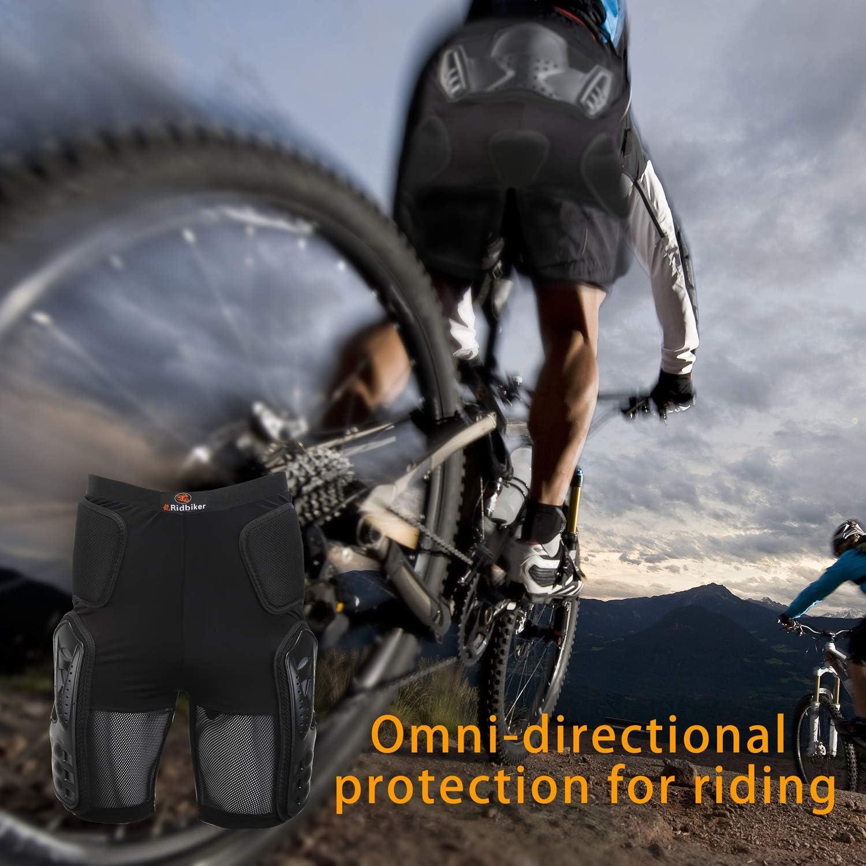 Riding Armor Pants Skating Protective Armour Skiing Snowboards Mountain Bike Cycling Cycle Shorts