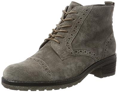 9dce9e039f77 Gabor Shoes Gabor Fashion, Damen Kurzschaft Stiefel, Braun (Wallaby( Anthrazit))