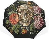 parapluie tête de mort 7