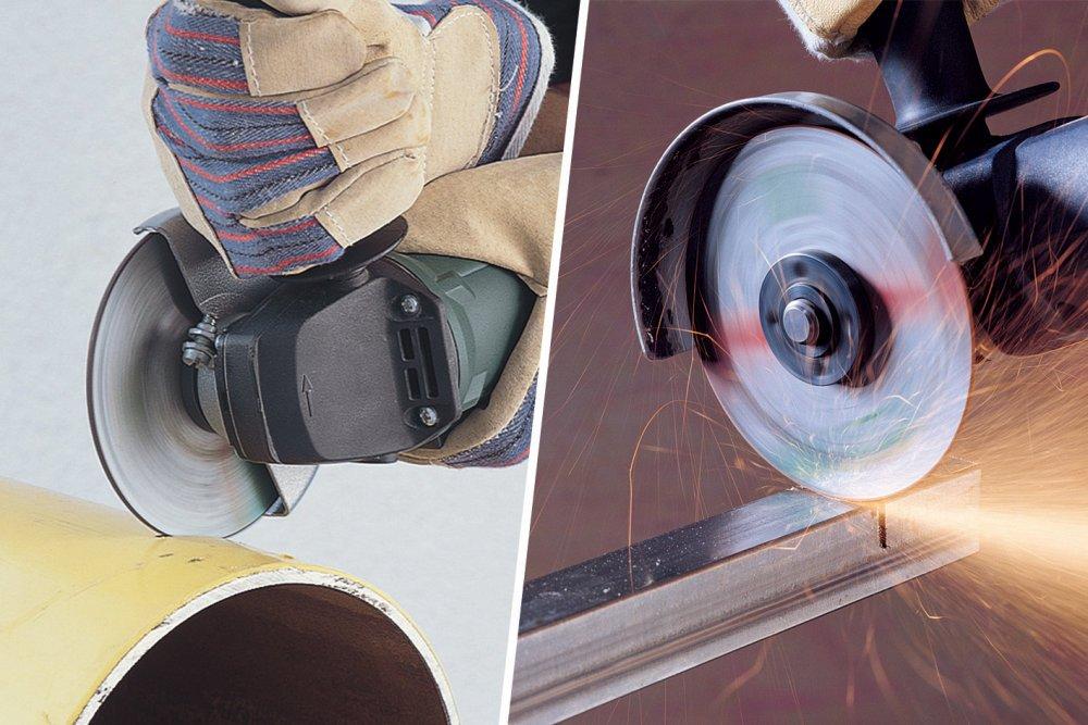 plata Granel diam Wolfcraft 1684999 1684999-1 Disco de Cortar para Metal 125 x 1,0 x 22,23 mm