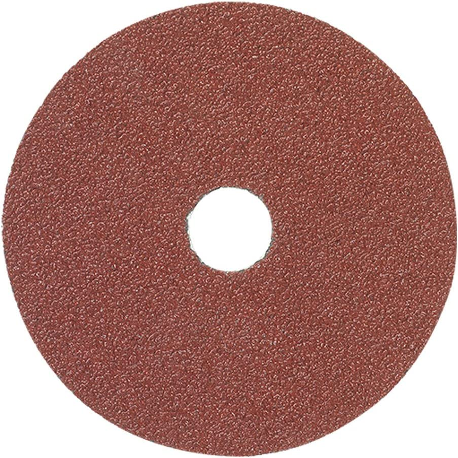 "Mercer Industries 302036 36 Grit Aluminum Oxide Resin Fiber Discs (25 Pack), 5 x 7/8"" 71qxS8AmvXL"