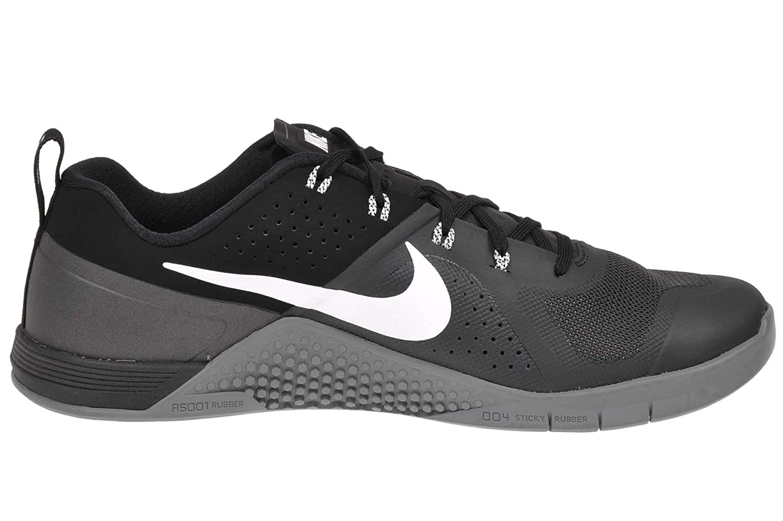 Amazon.com | Nike Metcon 1 Mens Cross Training Shoes, ANTHRACITE/WHITE-BLACK-COOL  GREY, 13 M US | Fitness & Cross-Training