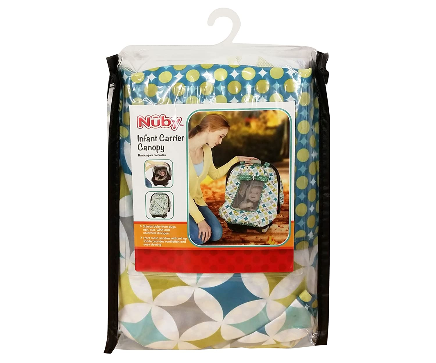 sc 1 st  Amazon.com & Amazon.com: Nuby Infant Carrier Canopy: Baby