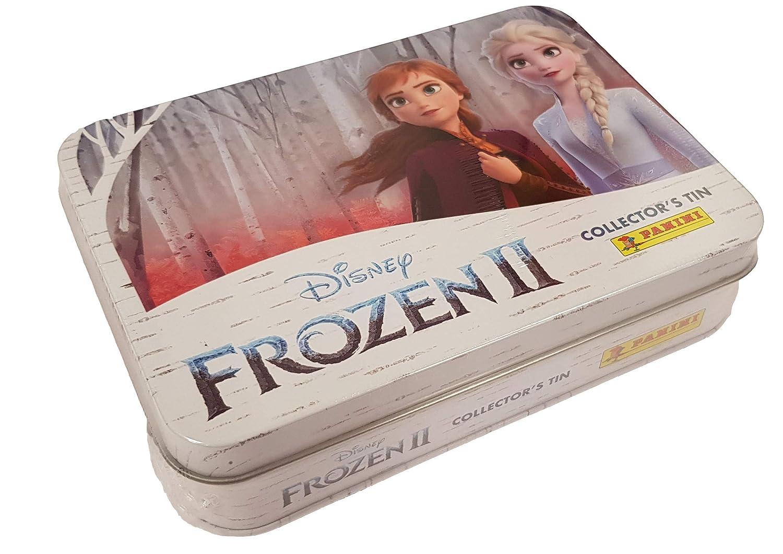 Unbekannt Panini Die Eisk/önigin 2 Frozen 2 Sticker Mini Tin Anna und ELSA Quer
