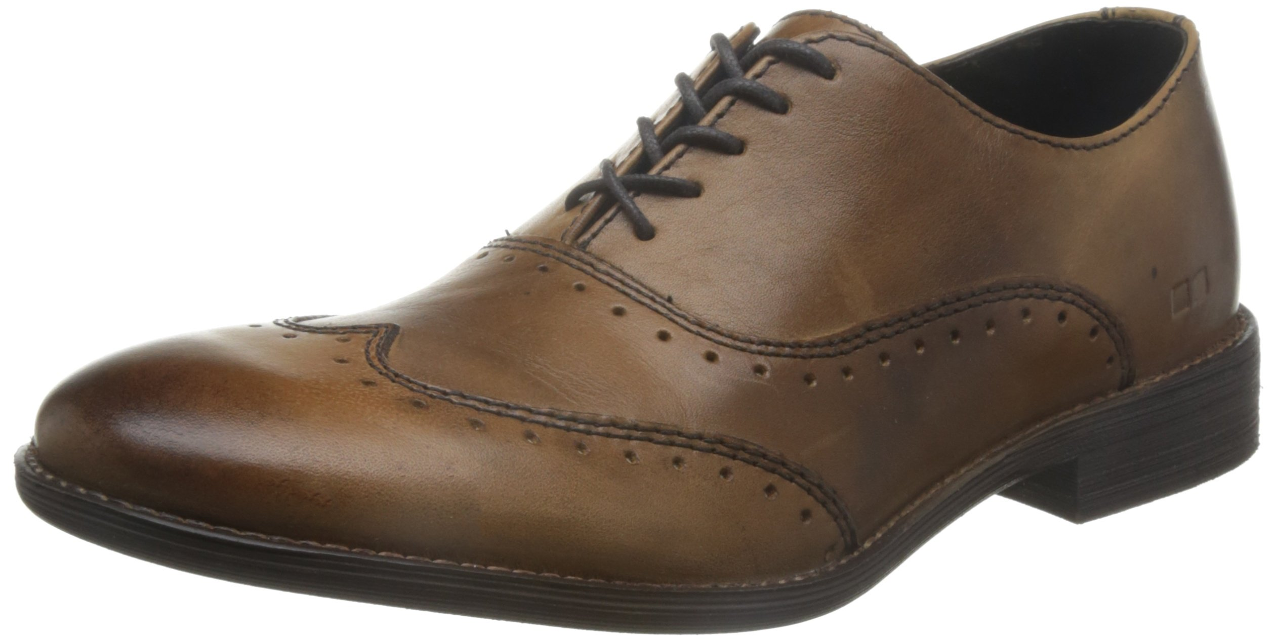 Bed|Stu Men's George Oxford, Tan Glove, 8.5 M US