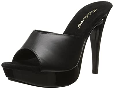 Fabulicious Womens Cocktail 501L Platform Sandal  B00RVST4UG