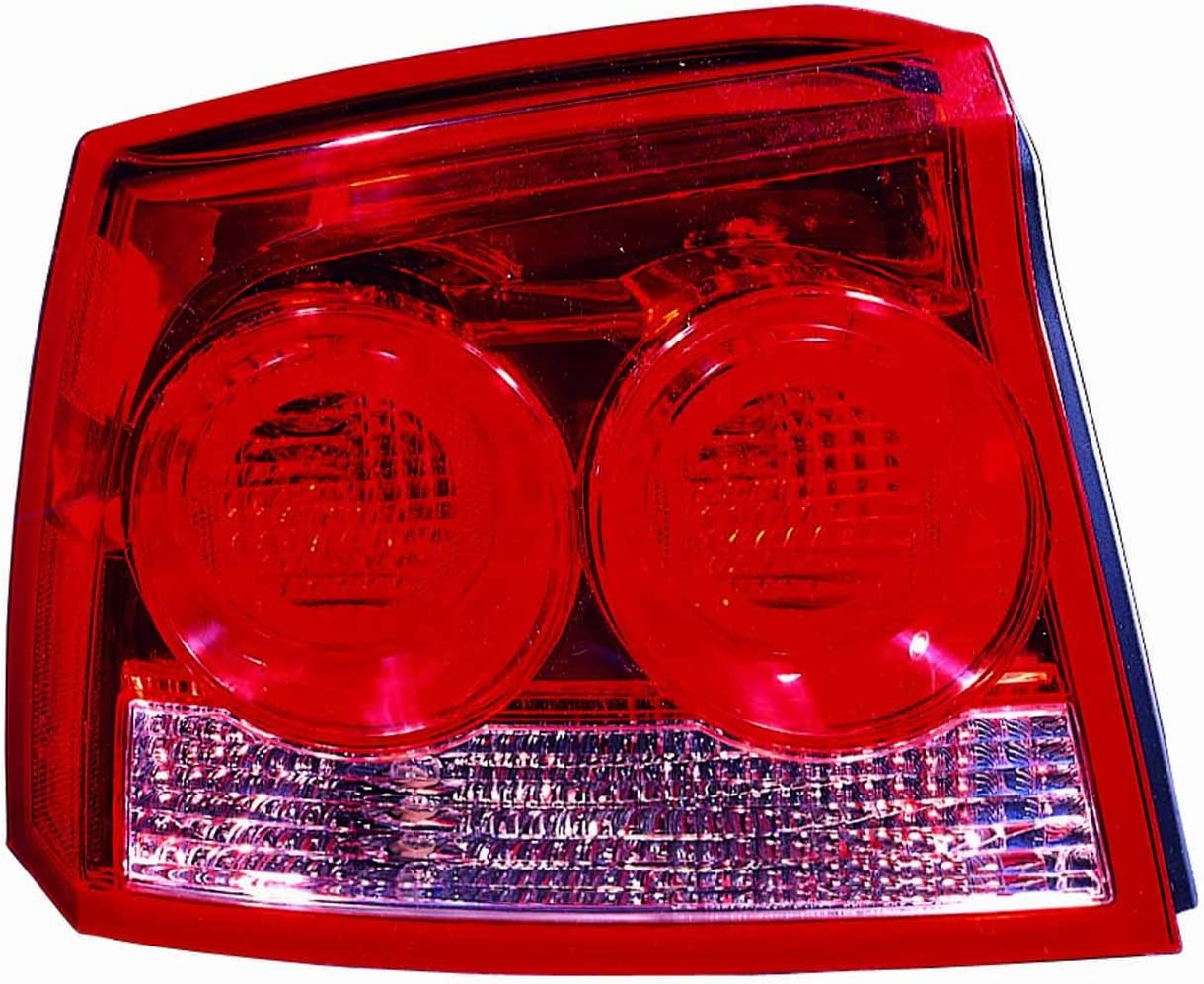 Depo 334-1922L-AS Dodge Charger Driver Side Replacement Taillight Assembly