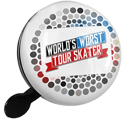 Amazon.com : NEONBLOND Bike Bell Funny Worlds Worst Tour ...