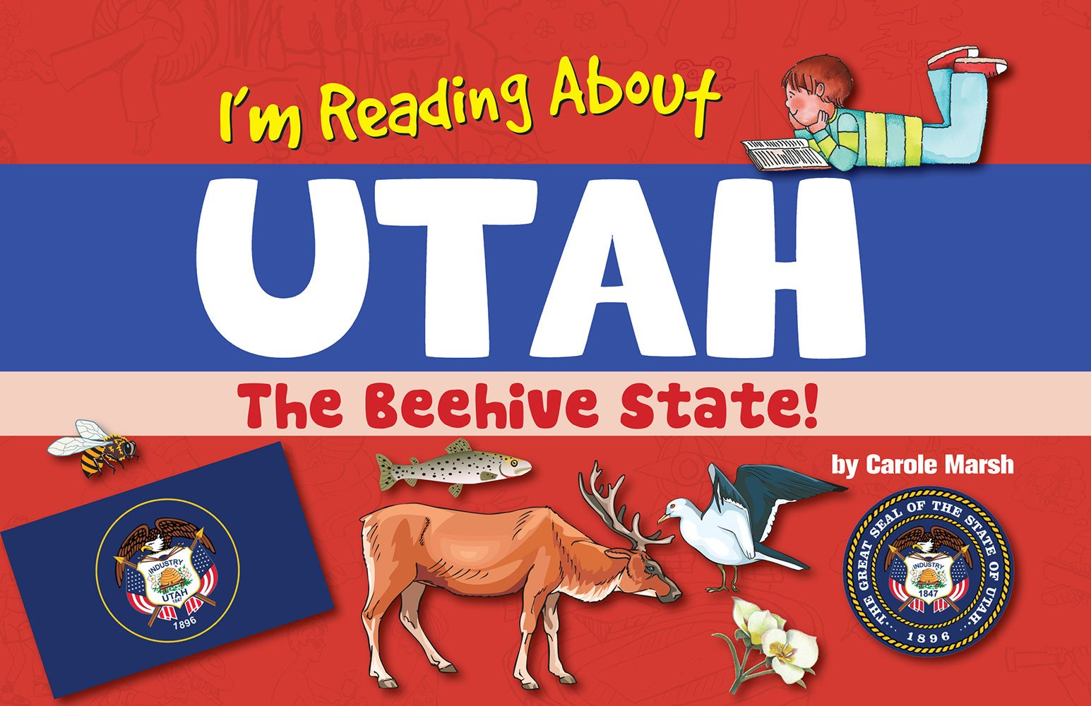 I'm Reading About Utah (Utah Experience)