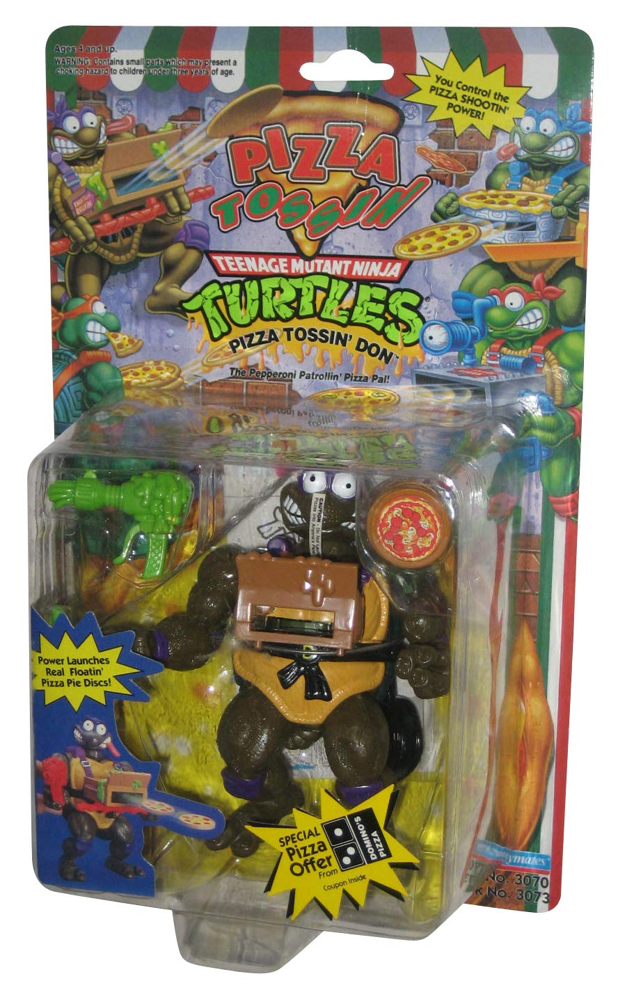 Amazon.com: teenage mutant ninja turtles Pizza tossin no 4 ...