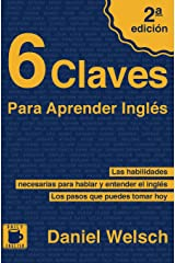 6 Claves Para Aprender Inglés (Spanish Edition) Paperback