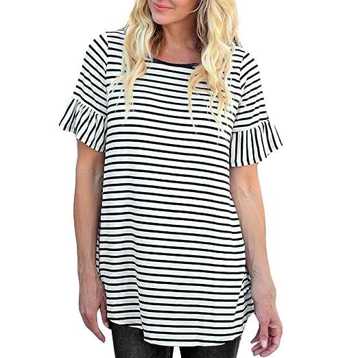 4d984d0ad1 Wintialy Women Long Sleeve Sexy Clubwear Transparent T-Shirt Dot Blouse  Mesh Sheer Tops