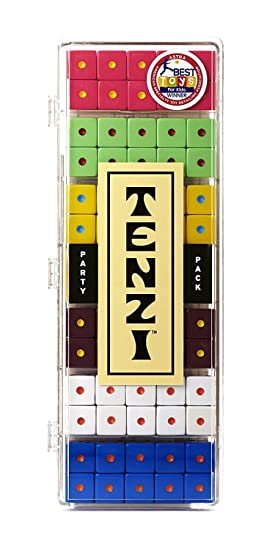 Tenzi Dice Party Game