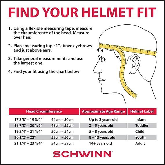 6f7c6403fb4 Amazon.com : Schwinn 3D Toddler Fireman Helmet : Sports & Outdoors