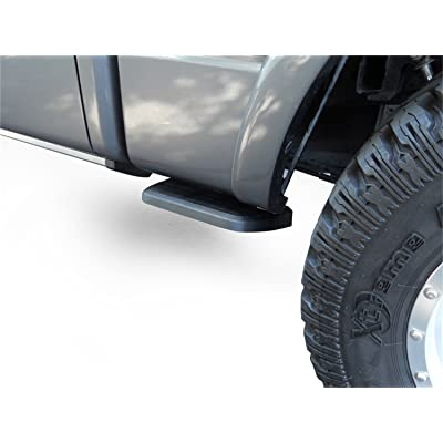 AMP Research 75413-01A BedStep2 Retractable Truck Bed Side Step for 2020-2020 Ford F-250/F-350 (All Beds): Automotive