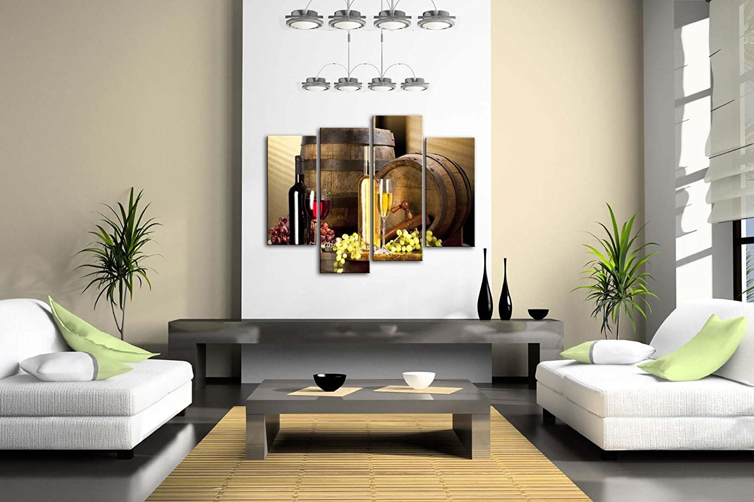 Amazon various wine with grape wall art for kitchen painting amazon various wine with grape wall art for kitchen painting pictures print on canvas food the picture for home modern decoration posters prints amipublicfo Choice Image