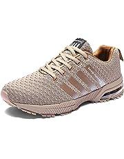 3e33eb94a797b1 HMIYA Damen Herren Laufschuhe Sportschuhe Turnschuhe Trainers Running  Fitness Atmungsaktiv Sneakers