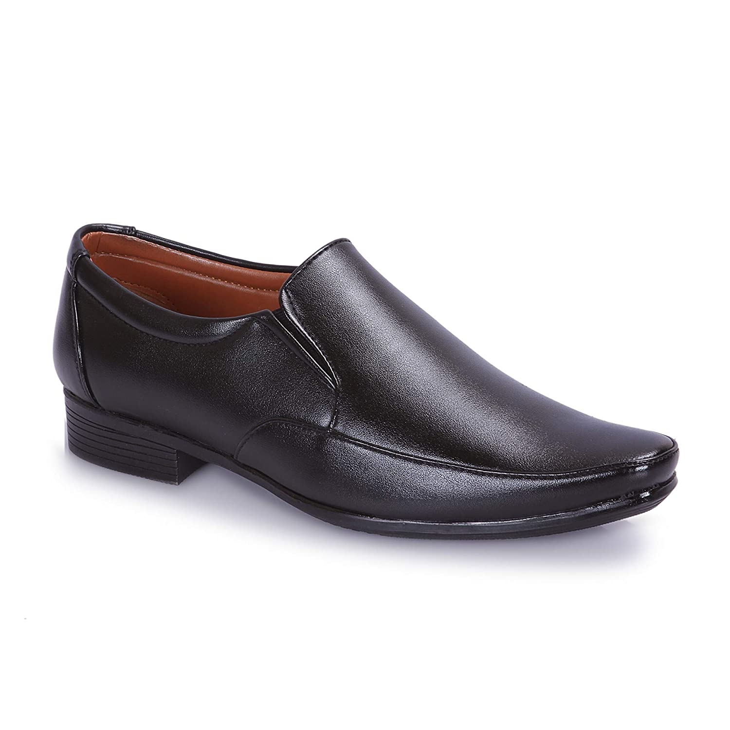 Synthetic Slip-on Formal Shoes