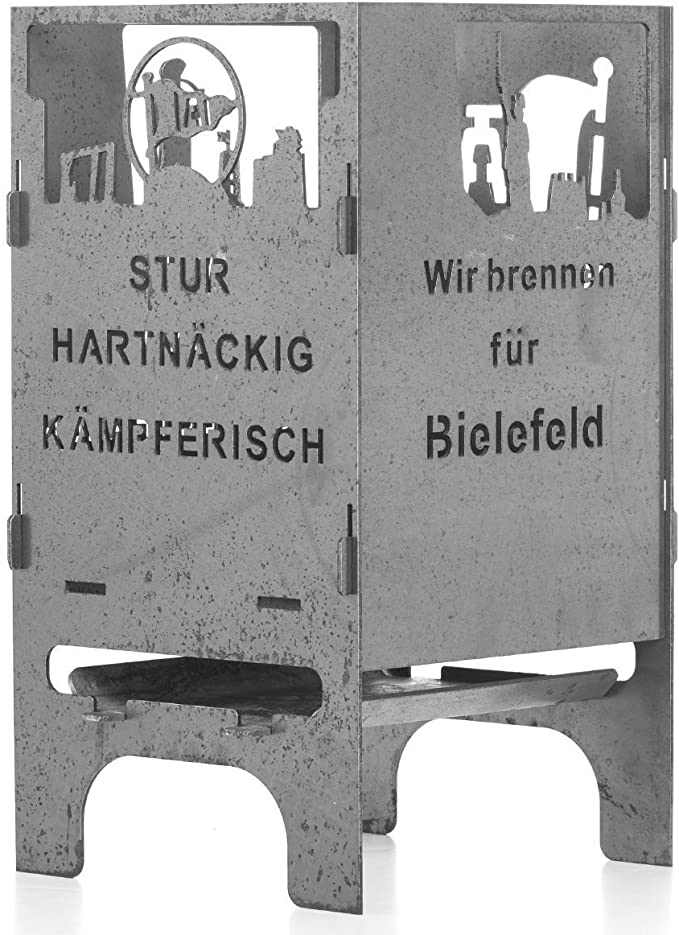 jona Blech DSC Arminia Bielefeld Feuertonne gro/ß