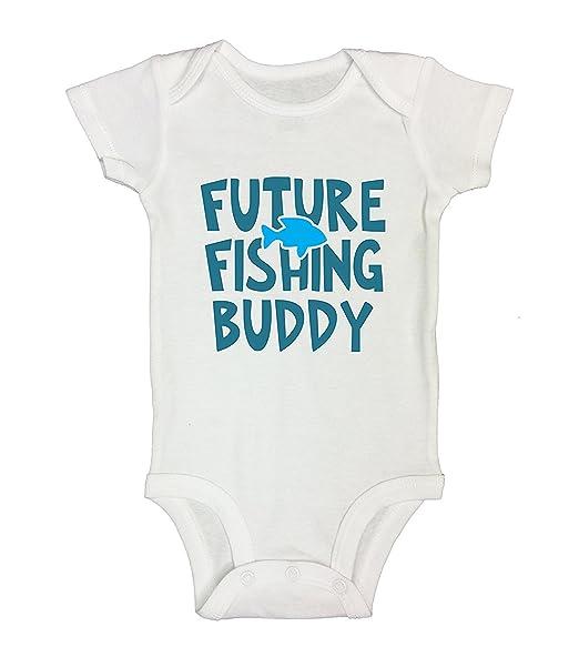 01d8a66d68da Amazon.com  Cute Fishing Onesie