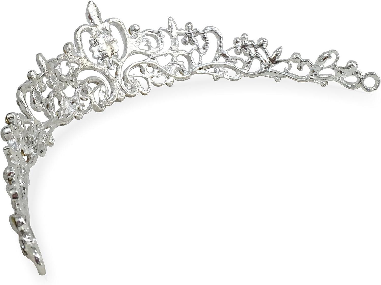 Katara 1738 Diadem Silber