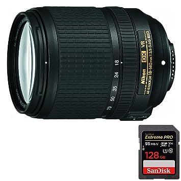 Nikon (2213) 18 - 140 mm f/3.5 - 5.6 G ED AF-S VR DX NIKKOR ...