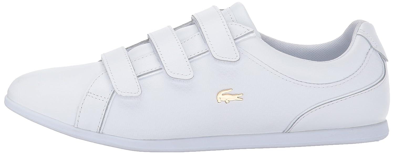 Lacoste Women's Rey Strap B(M) 317 1 Caw B01MR2C8LZ 9 B(M) Strap US|White b8013c