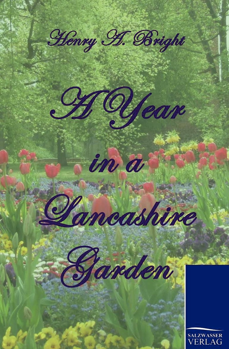 Download A Year in a Lancashire Garden PDF