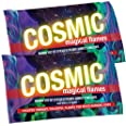 Magical Cosmic Flames Fire Color Changing Packets for Fire Pit - (12 Pack) - Campfire, Bonfire, Outdoor Fireplace – Magical,