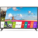 LG 108 cm (43 inches) 43LJ554T Full HD LED Smart TV (Ceramic Black)