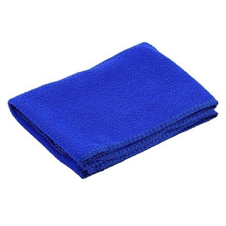 Garciasia Suavidad Resistencia Toalla de Microfibra Cuidado del automóvil Limpieza Lavado Paño Limpio 30X70 CM