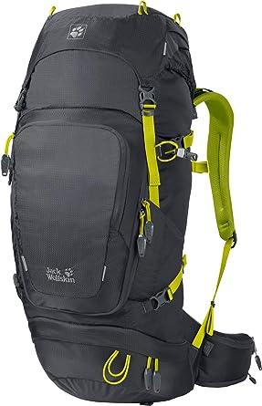 50a6868b5e Amazon.com: Jack Wolfskin Orbit 38 Backpack One Size Ebony: Clothing