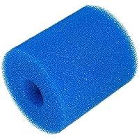 Xueliee 1 PCS Filter Cartridge Sponge - Herbruikbare Wasbare Zwembad Filter Schuim Sponge Cartridge Voor Intex Type H…