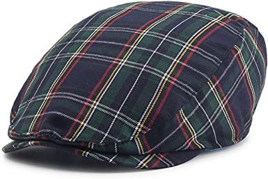 Casual Solid Pattern For Adult Men Women Spring Summer Solid Hat Flat Berets Cap