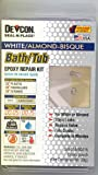 Amazon Com Devcon Epoxy Bathtub Repair Kit Almond