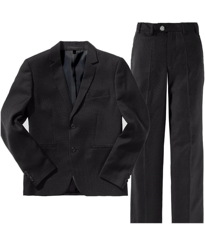 Topo, Kinder Anzug 2 teilig: Sakko und Anzughose Nachtblau