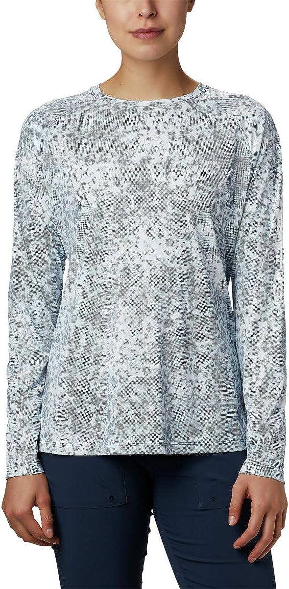Columbia Women's Tidal Deflector Long Sleeve Max 45% Popular OFF