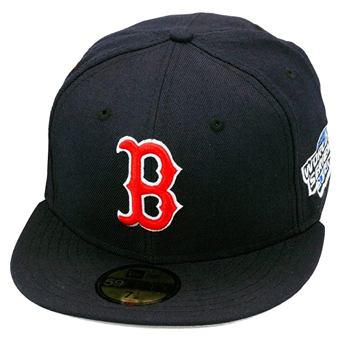 dc170bc2219 New Era · 1. Boston Red Sox World Series 2004 Fitted Hat. Back. Double-tap  to zoom