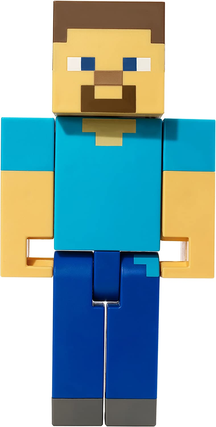 Minecraft Large Scale Steve Action Figure