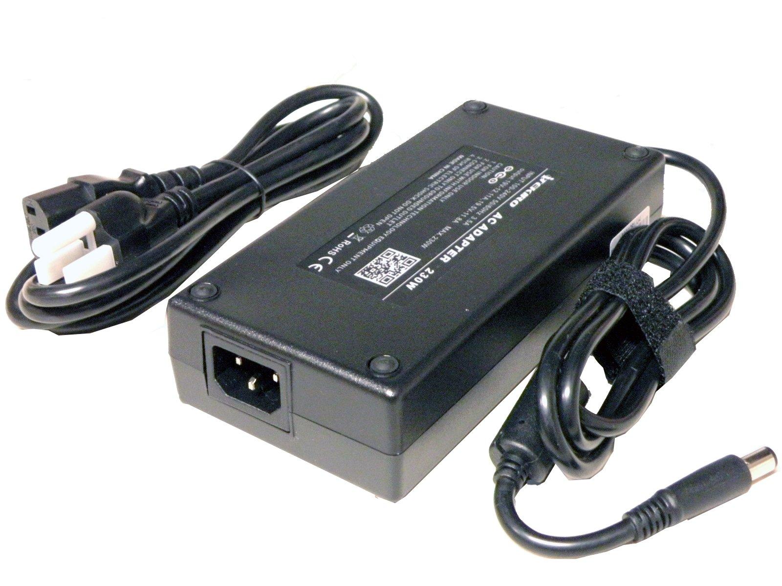 iTEKIRO 230W AC Adapter for MSI GP63, GP63 Leopard-428; GE63, GE63 Raider RGB-010/RGB-025; GE73, GE73 Raider RGB-012; GP73, GP73 Leopard-209; VR ONE 7RD-067US/7RE-065US; MSI ADP-230W-PWD-USA