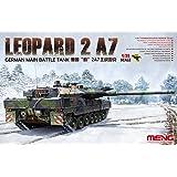 Meng TS modèle de 027–Kit German main Battle Tank Leopard 2A7