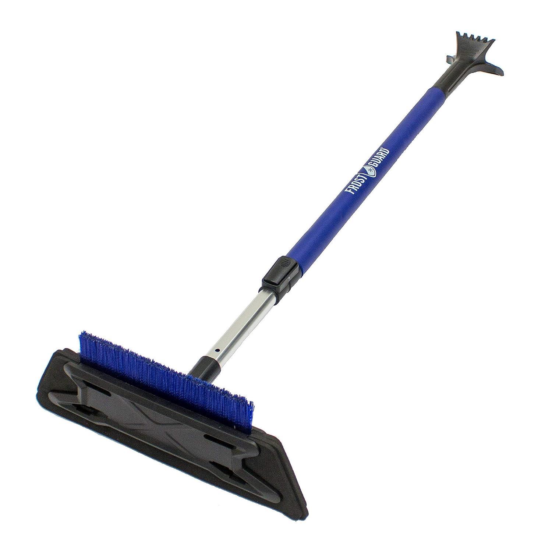 "Hopkins 523 Mallory 24/"" Slimline Snow Brush with Integrated Ice Scraper"