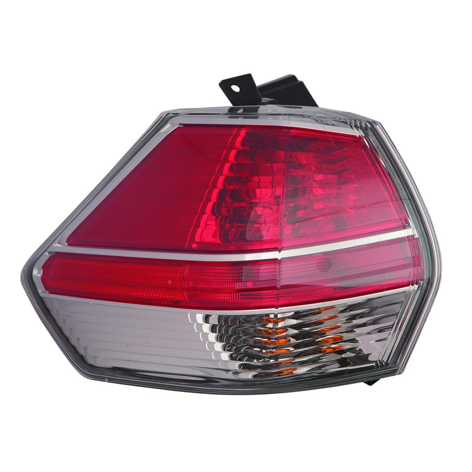 OE Replacement Tail Light LEXUS ES350 2007-2009 Multiple Manufacturers LX2805101N Partslink LX2805101