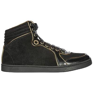 Gucci Zapatillas Altas Mujer Nero 36 EU: Amazon.es: Zapatos y complementos